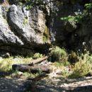 Voda pod Stadorjem (proti Črnemu jezeru)