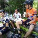 kolesarski vzpon na Šumik