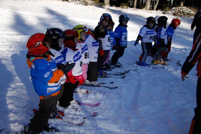 Smučarski tečaj 27.12.-31.12.2009 - foto