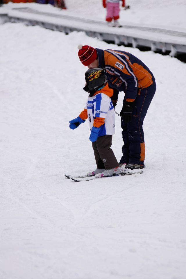 Smučarski tečaj 27.12.-31.12.2009 - foto povečava