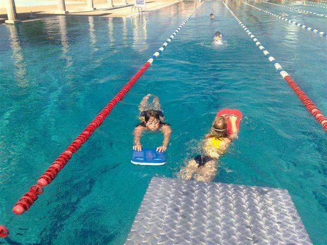 Plavalni klub - priprave na ptuju - foto povečava