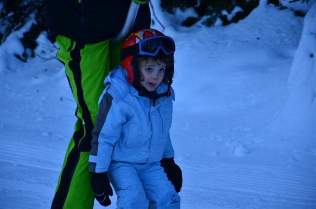 Smučanje December 2011 - foto