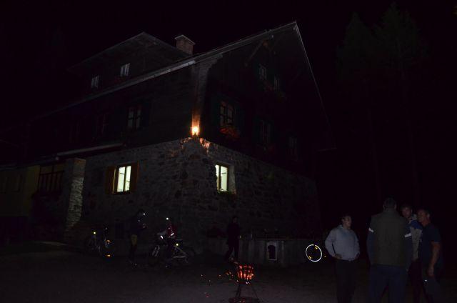 2. Kolesarski NOČNI VZPON na Pohorje - foto