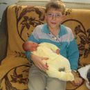 bratranec Dejan in njegov bratec Miha